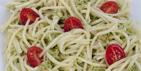 Site Imagem Spaghetti Pesto