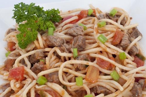Tomate Spaghetti